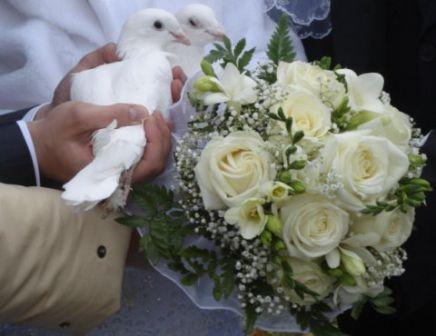Заказать букет невесты в санкт-петербурге живой цветы в волосах купить